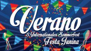 Verano - 3. Internationales Sommerfest in Jena @ Faulloch