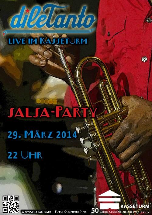 29. März 2014 | dileTanto live im Kasseturm