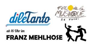 fête de la musique Erfurt @ Franz Mehlhose | Erfurt | Thüringen | Deutschland