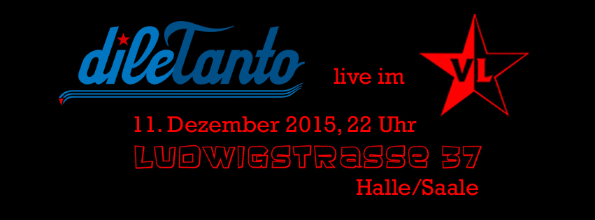 11. Dezember 2015 | VL Ludwigstraße 37 in Halle