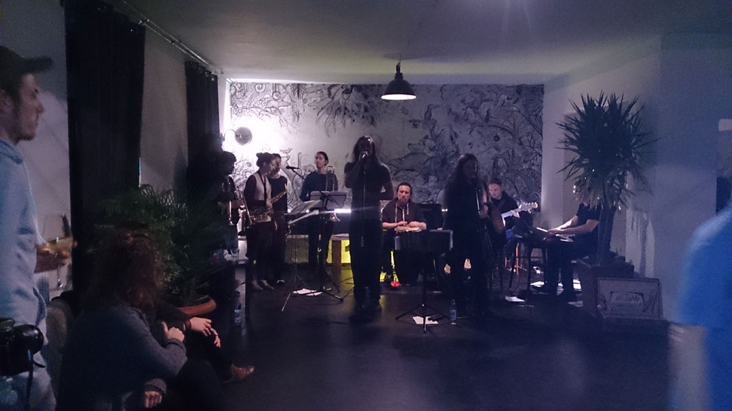 13. Dezember 2015 | 3. Advent im Hostel Eden, Leipzig
