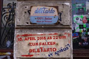 dileTanto y Amigos - Party zum 4. Bandgeburtstag @ Zum Falken | Weimar | Thüringen | Deutschland