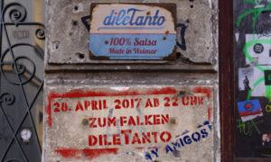 Fiesta de cumpleaños - dileTanto y Amigos #5 @ Zum Falken | Weimar | Thüringen | Deutschland