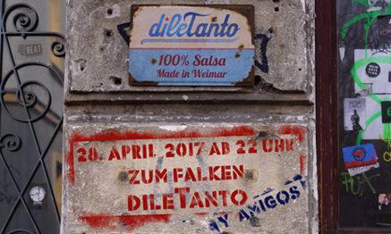 28. April 2017 | Fiesta de cumpleaños - dileTanto y Amigos #5