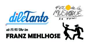 fête de la musique Erfurt @ Franz Mehlhose   Erfurt   Thüringen   Deutschland