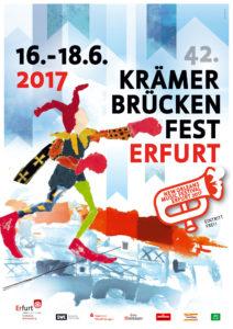 Krämerbrückenfest 2017 @ Rathausinnenhof | Erfurt | Thüringen | Deutschland