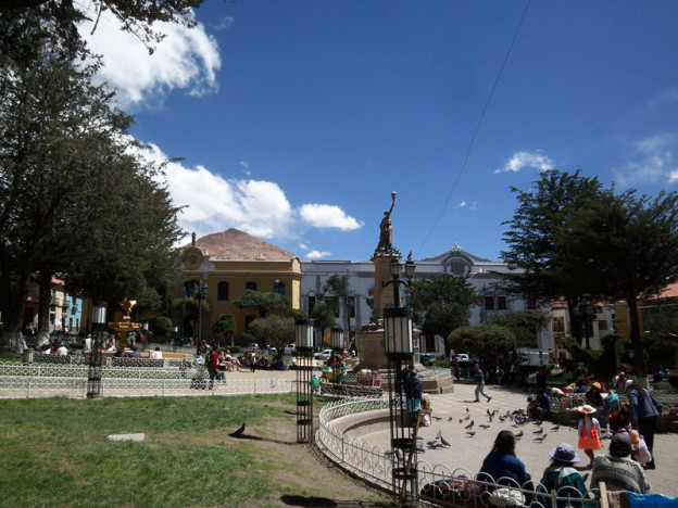 Potosí - Das Tor zur Hoelle ...