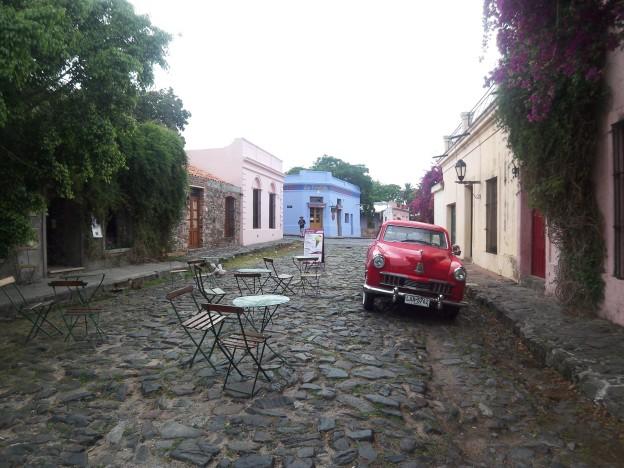 Uruguay und Buenos Aires