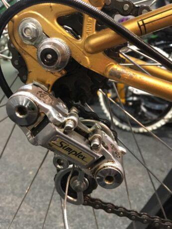 Simplex Schaltung Rennrad Aussfallende Damenrad Peugeot