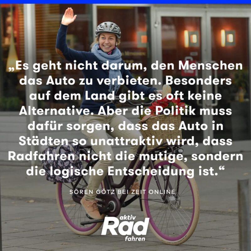 Fahrrad Gesund Umweltschutz Nachhaltig Stadtfahrrad