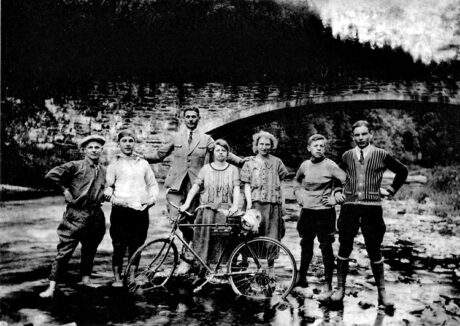 Fahrradhaus Weidensee Weimar Team 20er