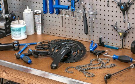 Fahrrad Werkstatt Reparatur Service